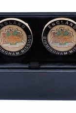 England Birmingham Mission Cufflinks