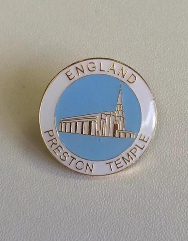 Preston Temple Pin