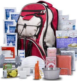 wise food Wise Five Day Emergency Survival First Aid Kit with Food & Water for One Person (72 Hour kit for two people)