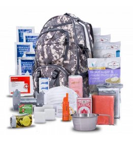 Camo Wise Five Day Emergency Survival First Aid Kit with Food & Water for One Person (72 Hour kit for two people)