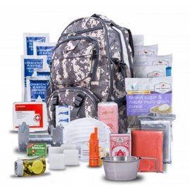 Ready Wise / Wise Food Camo Wise Five Day Emergency Survival First Aid Kit with Food & Water for One Person (72 Hour kit for two people)