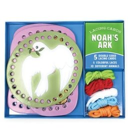 Noah's Ark Lacing Cards