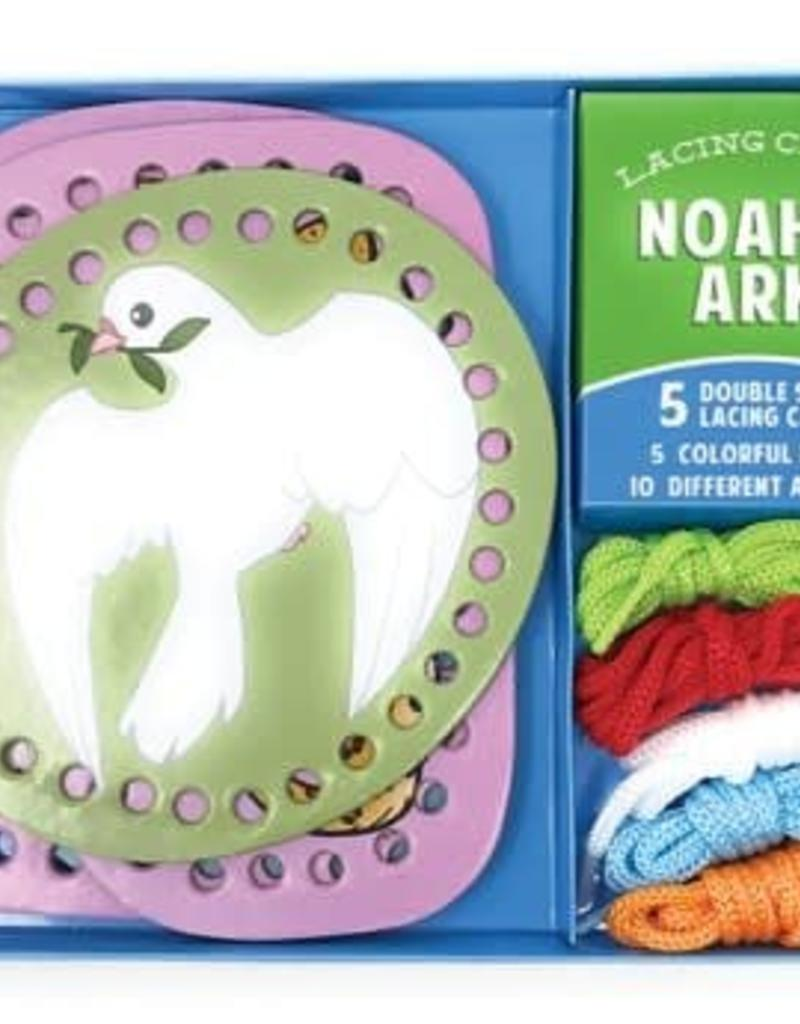 Noah's Ark Lacing Cards