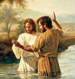"My Baptismal Covenants, Greg Olsen, 5"" x 7"