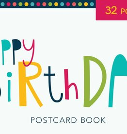 Postcard Booklet Primary Birthday