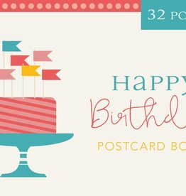 Postcard Booklet YW and RS Birthday