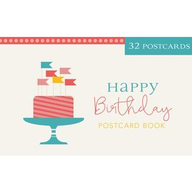 Deseret Book Company (DB) Postcard Booklet YW and RS Birthday
