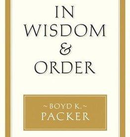In Wisdom & Order, Packer