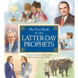 Deseret Book Company (DB) My First Book of the Latter-day Prophets, Buck