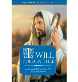I will follow thee - daily inspiration