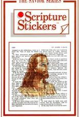 Scripture Stickers Scripture Stickers The Savior Series