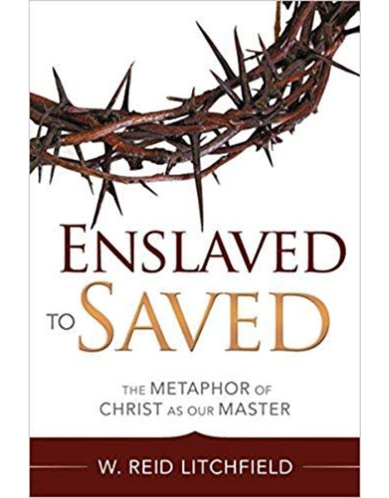 Enslaved to Saved,