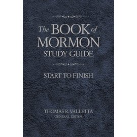 Deseret Book Company (DB) Revised Edition Book of Mormon Study Guide, The: Start to Finish, Valletta