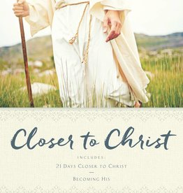 PRE ORDER Closer To Christ by Emily Belle Freeman