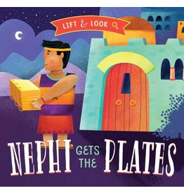 Nephi Gets the Plates Lift & Look by David Miles
