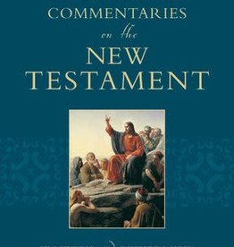 Teachings and Commentaries on the New Testament, Ed Pinegar and Richard Allen—Now in softcover