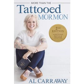 Cedar Fort Publishing More than the Tattooed Mormon (Paperback 2nd Edition)