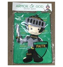 Armor Of God Quiet Bag Boy