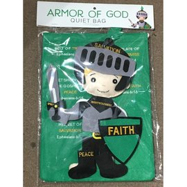 Seagull Books Armor Of God Quiet Bag Boy