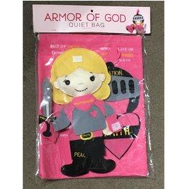 Seagull Books Armor Of God Quiet Bag girl
