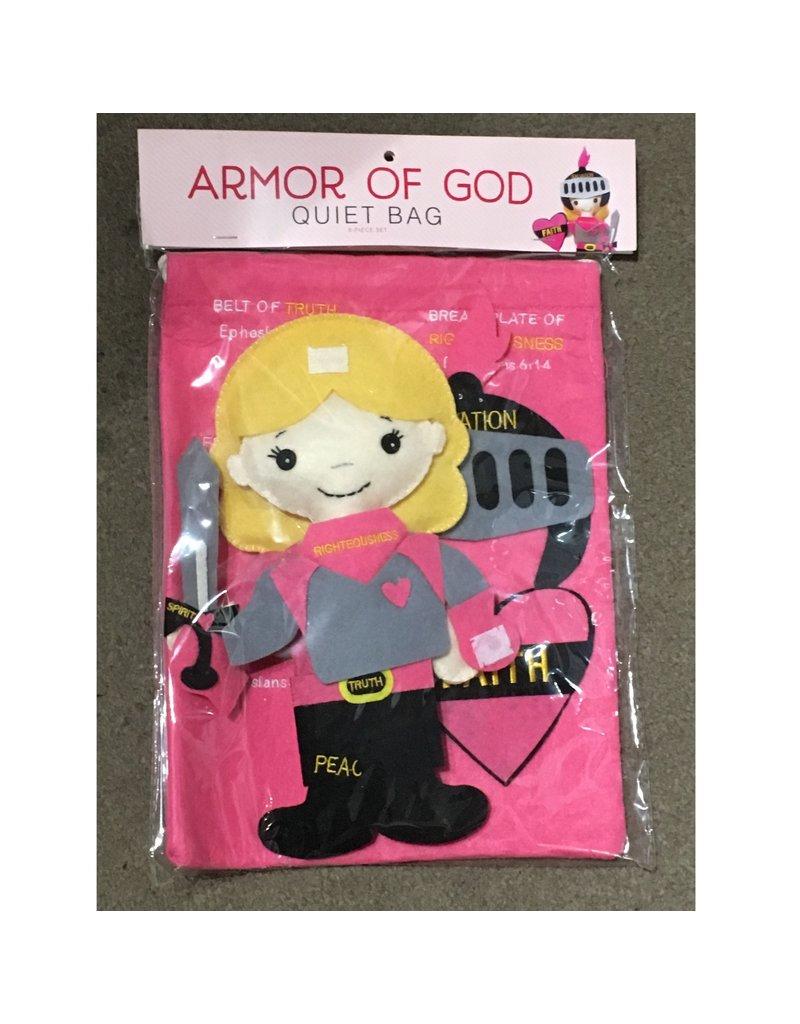 Armor Of God Quiet Bag girl