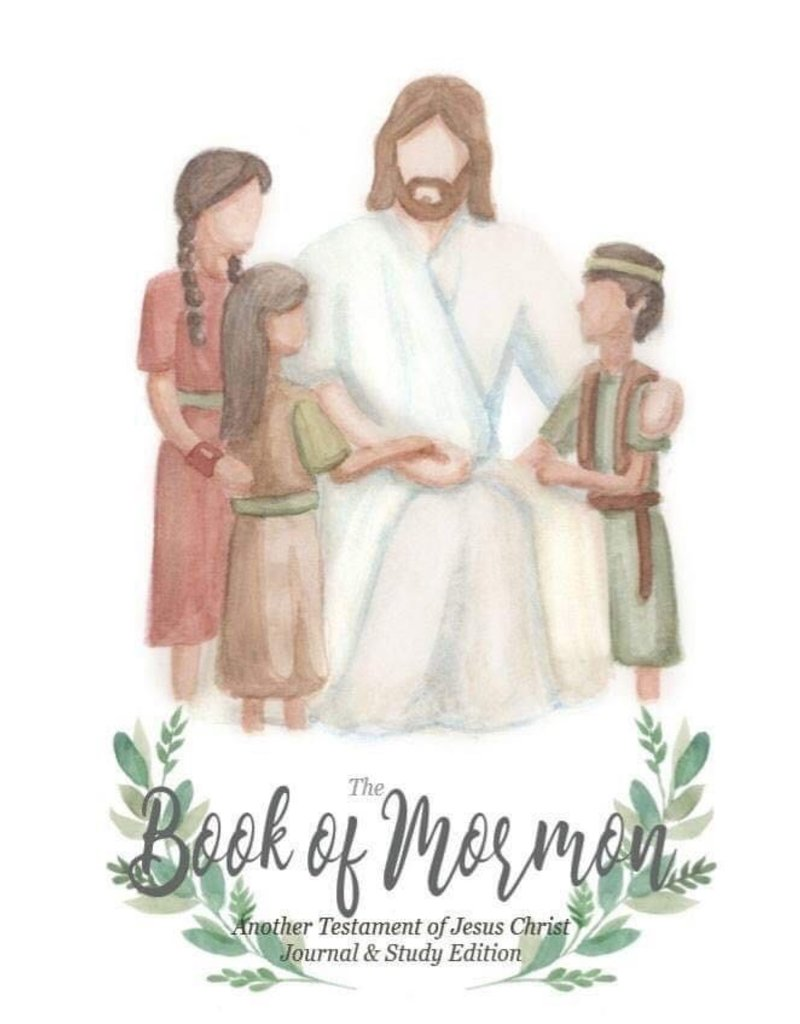 Book of Mormon Journal & Study Edition