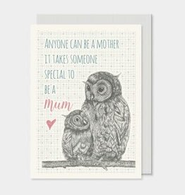 EastOfIndia Animal Card - Anyone Can Be A Mother