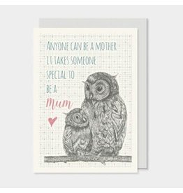 Animal Card - Anyone Can Be A Mother