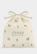 EastOfIndia Bag Set - Jesus Mary & Joseph