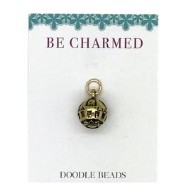 Be Charmed Liahona Charm Gold