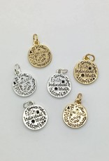 Be Charmed Young Women Values Charm Gold