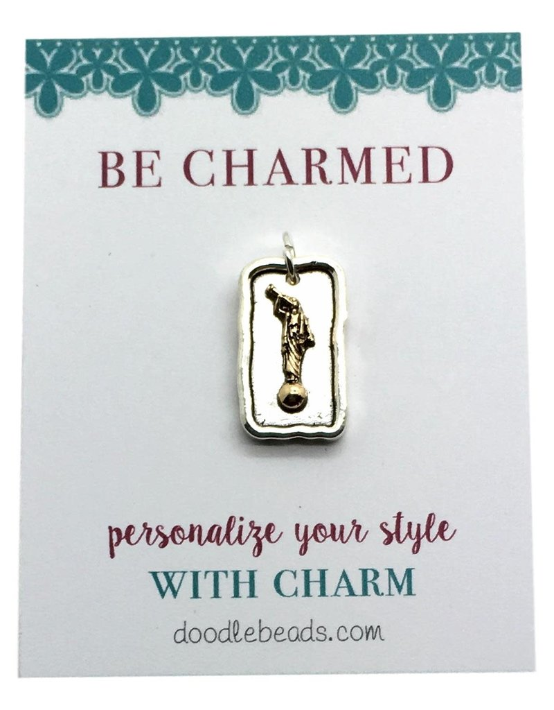 Be Charmed Angel Moroni Charm