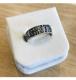 CTR Union Jack Ring