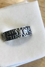 Celestial Ringdom CTR Union Jack Ring