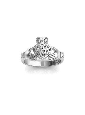 CTR Irish Claddagh Ring