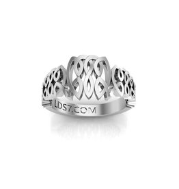 CTR Celtic Graduated Ring