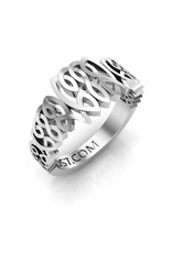 Celestial Ringdom CTR Celtic Graduated Ring