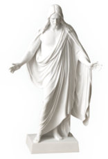 """18"""" Christus Statue (Cultured Marble)"""
