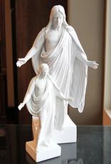 """20"""" Christus Statue (Cultured Marble)"""