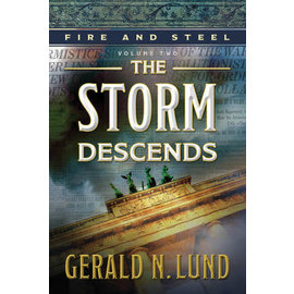 Deseret Book Company (DB) Fire and Steel, Volume 2: The Storm Descends, Lund