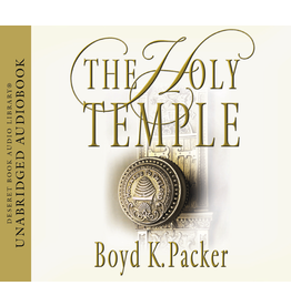 Holy Temple, The, Packer (Audio Book)