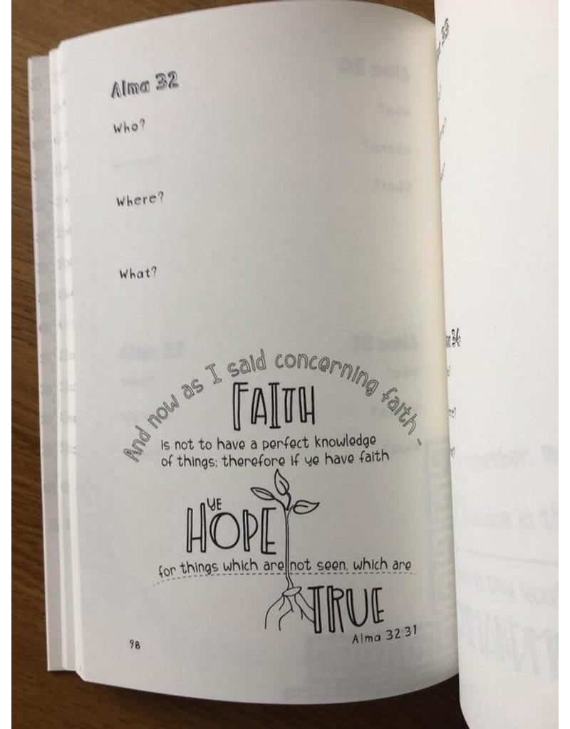 Book of Mormon Study Guide - Children's Scripture Study Journal
