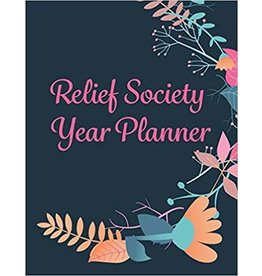 Relief Society Year Planner