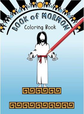 Book of Mormon Coloring Book