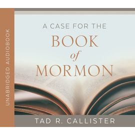 Deseret Book Company (DB) A Case for the Book of Mormon (Audiobook)