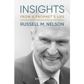 Deseret Book Company (DB) Insights from a Prophet's Life: Russell M. Nelson by Sheri Dew Audio Book