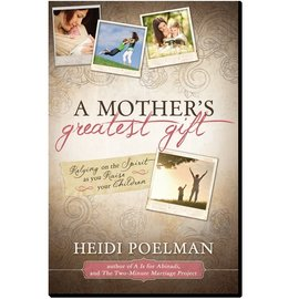 Cedar Fort Publishing A Mother's Greatest Gift
