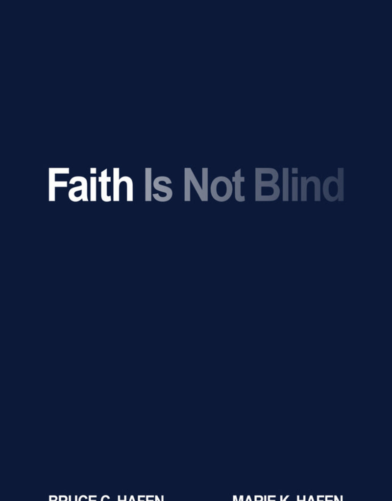 Faith Is Not Blind Paperback