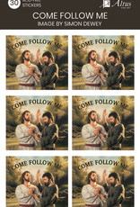 Altus fine art Come Follow Me Baptism Me Art By Simon Dewey 30 Stickers