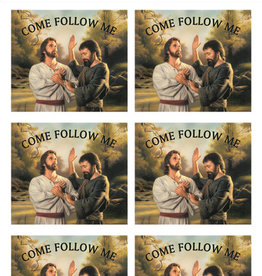 Altus fine art Come Follow Me Baptism Me Art By Simon Dewey 30 Stickers